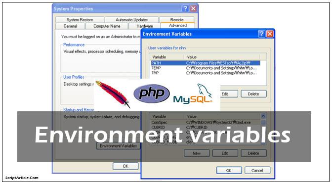 environment-variables