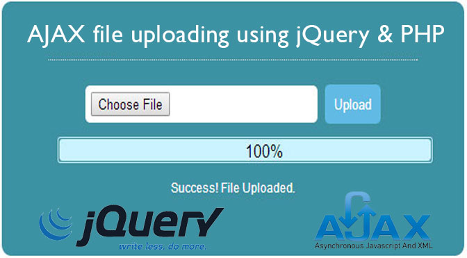 ajax-file-uploading-using-jquery-php