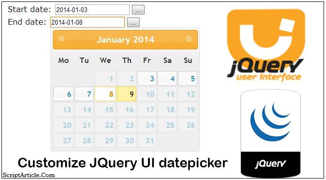 customize-jquery-ui-datepicker