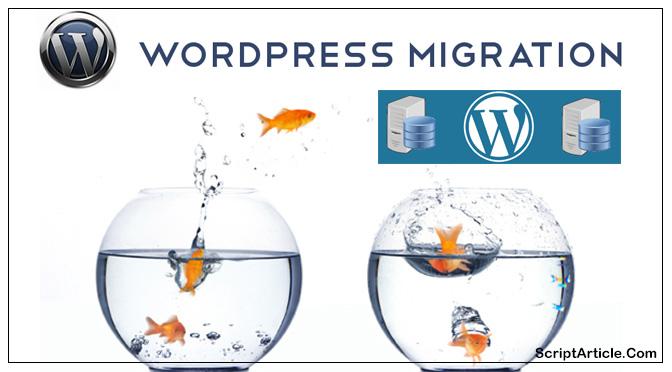 wordpress-easy-migration