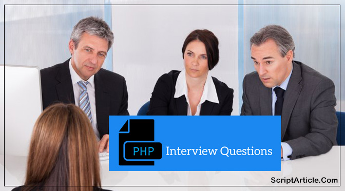 php-interview-experienced